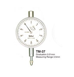 TECLOCK DIAL INDICATORS, SMALL DIAL INDICATORS TM-37