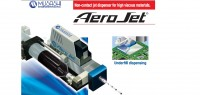 Middle・high viscosity non-contact jet dispenser AeroJet