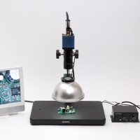 Low magnification HD microscope LRN200HD-SD
