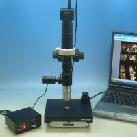 Ultra-High Magnification USB Microscope Long Range Type SH200PC-5R