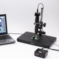 Coaxial vertical illumination Microscope Z200PC3